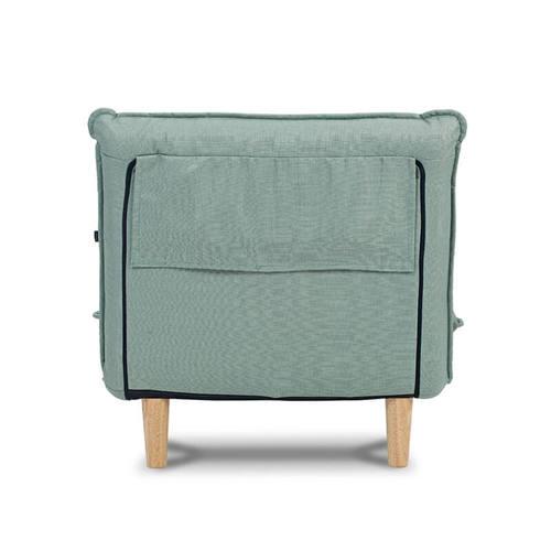 AJ2 奧圖 湖水綠 單人座沙發床