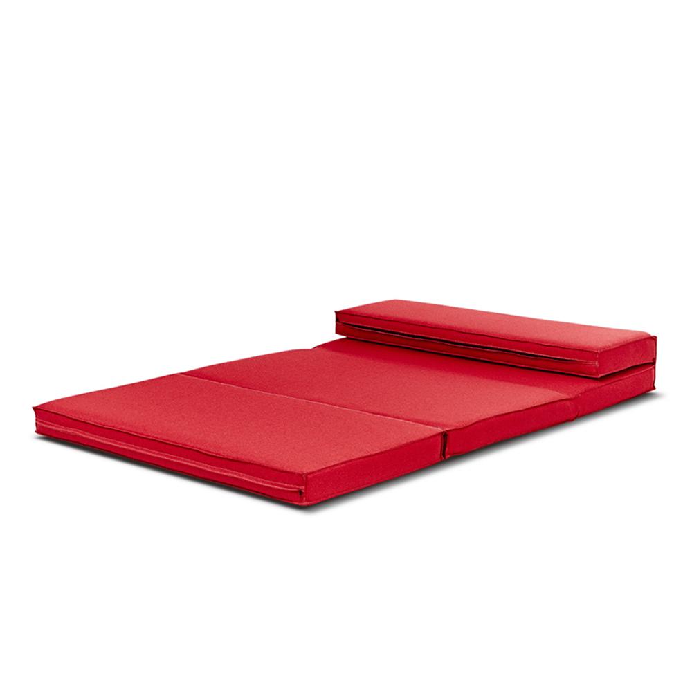 AJ2|小樽|棠莓紅|雙人座和室沙發床