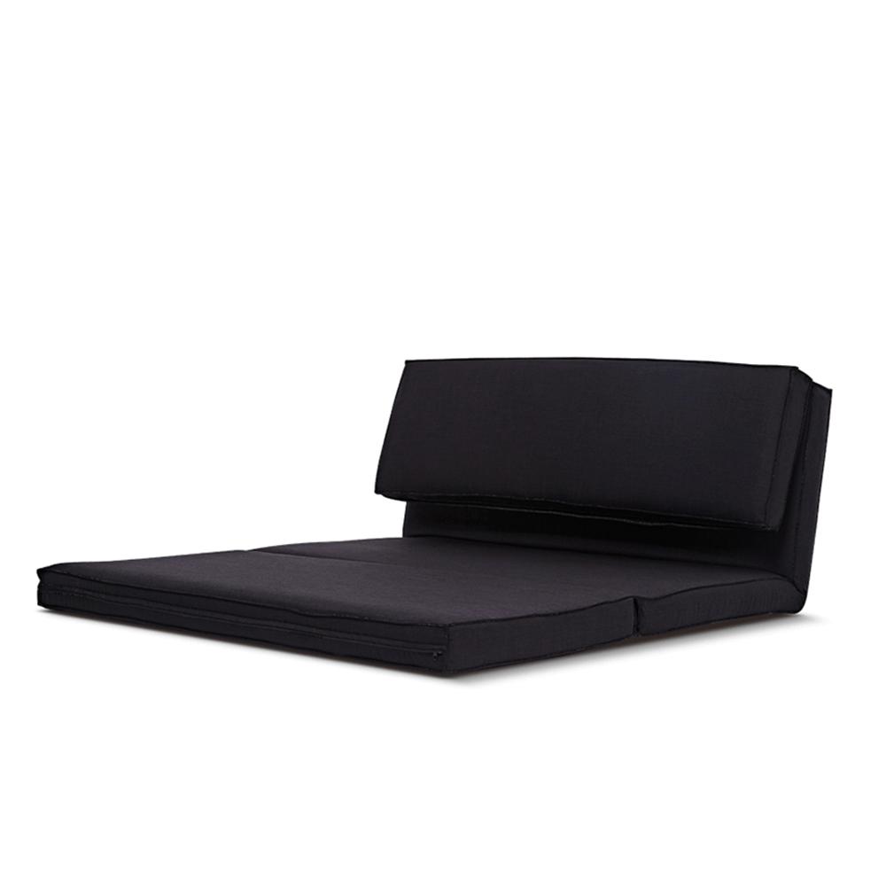 AJ2|小樽|子夜黑|雙人座和室沙發床