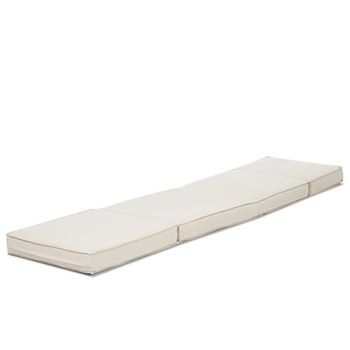 AJ2|小樽|花瓣米白|單人座和室沙發椅
