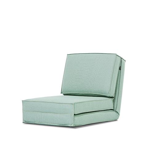 AJ2|小樽|湖水綠|單人座和室沙發椅