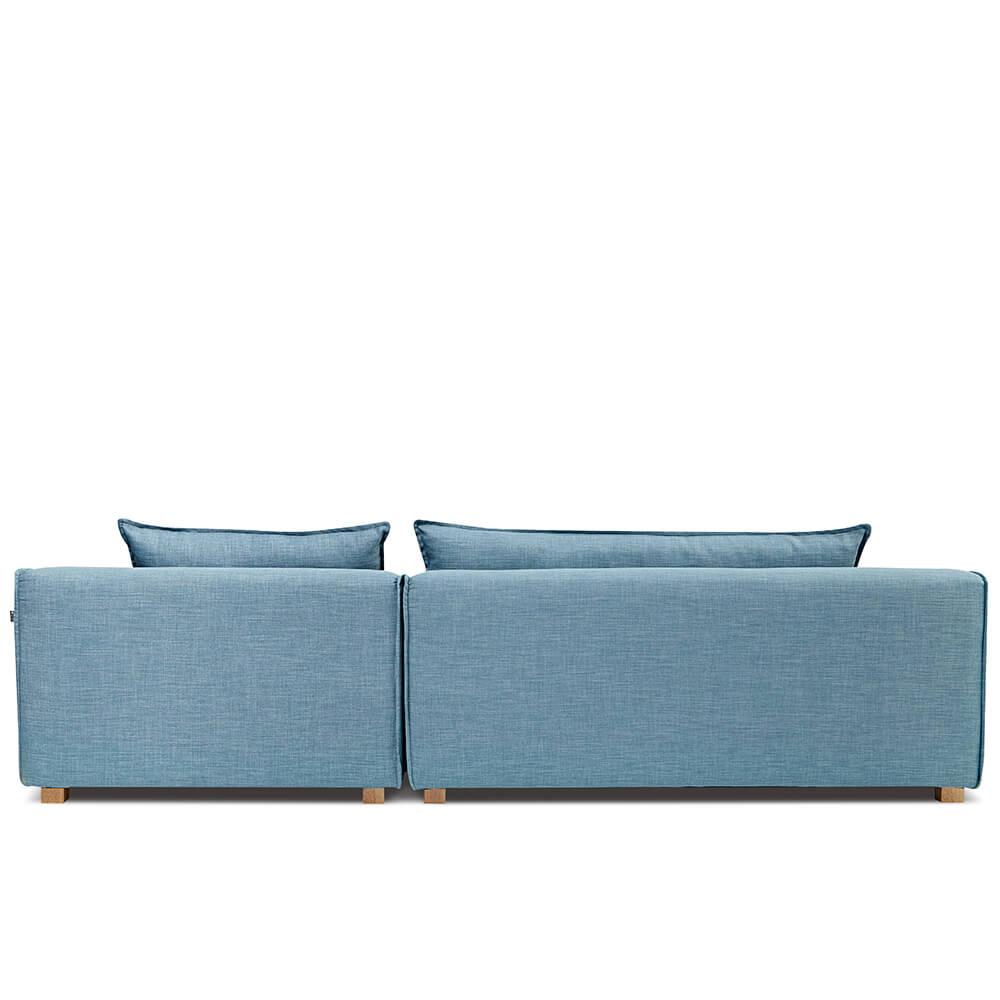 AJ2|奧斯陸|碧空蔚藍|L型沙發