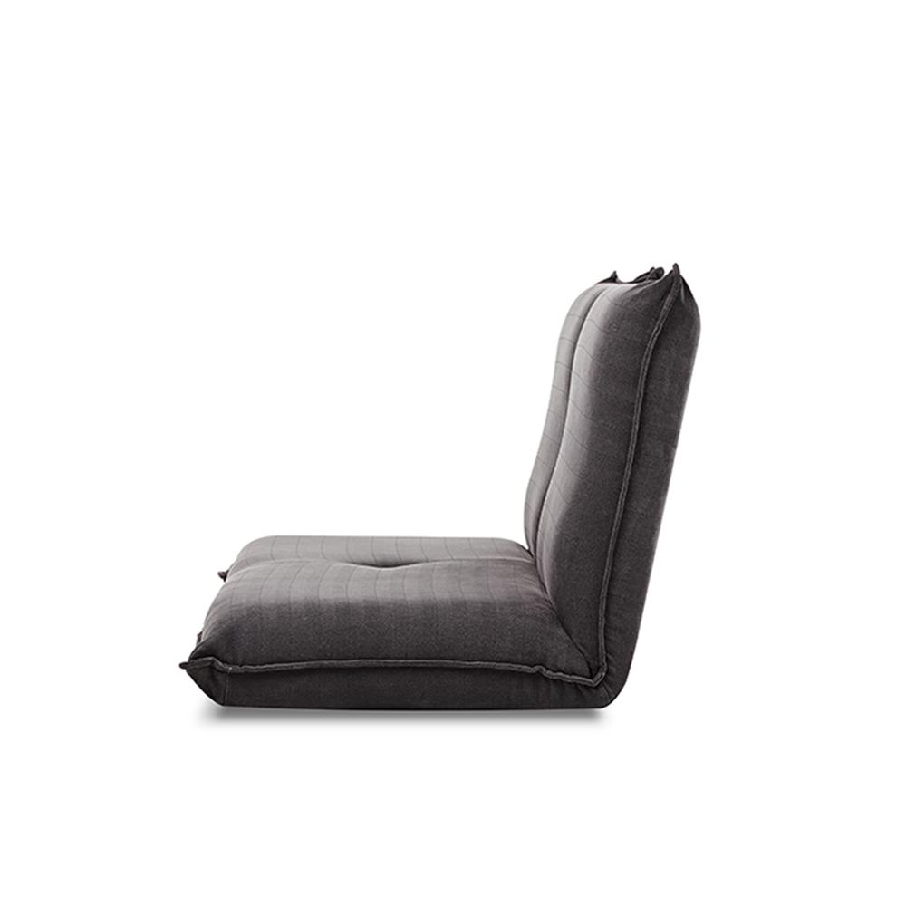 AJ2 │ 小泊 │ 牛津灰 │ 雙人沙發和室椅