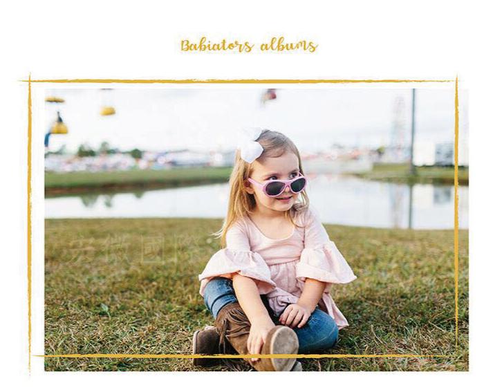 (複製)美國Babiators   飛行員系列嬰幼兒太陽眼鏡-經典之黑 0-5歲