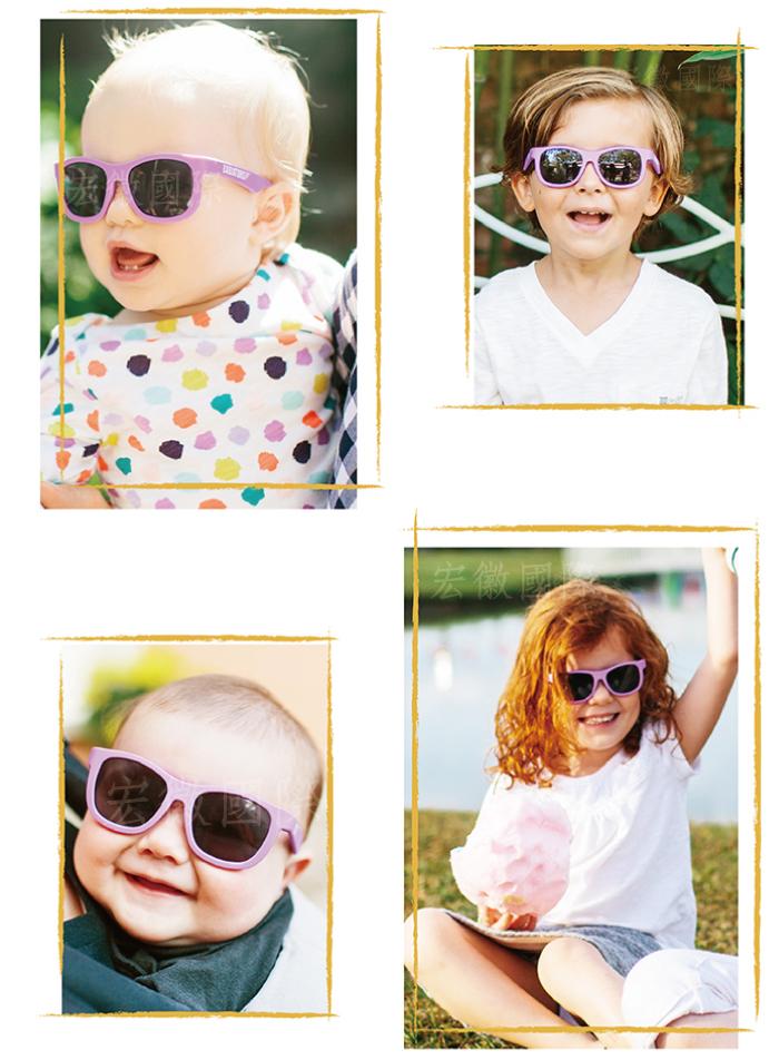 (複製)美國Babiators | 航海員系列嬰幼兒太陽眼鏡-天空之藍 0-5歲