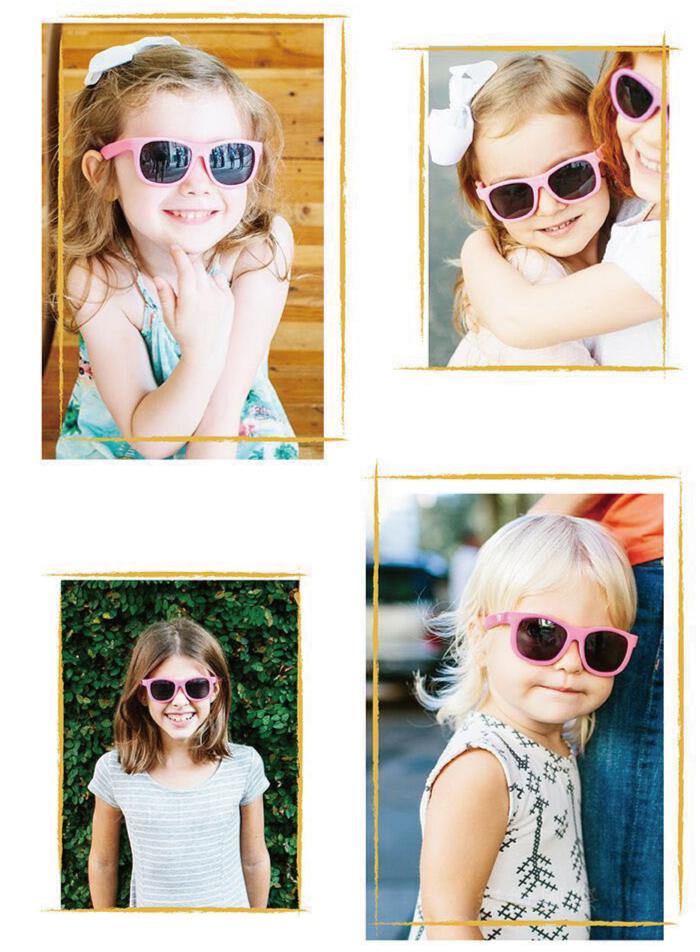 (複製)美國Babiators | 航海員系列嬰幼兒太陽眼鏡-紫藤花球 0-5歲