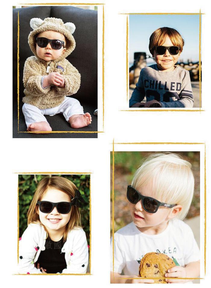 (複製)美國Babiators | 航海員系列嬰幼兒太陽眼鏡-粉紅甜心 0-5歲