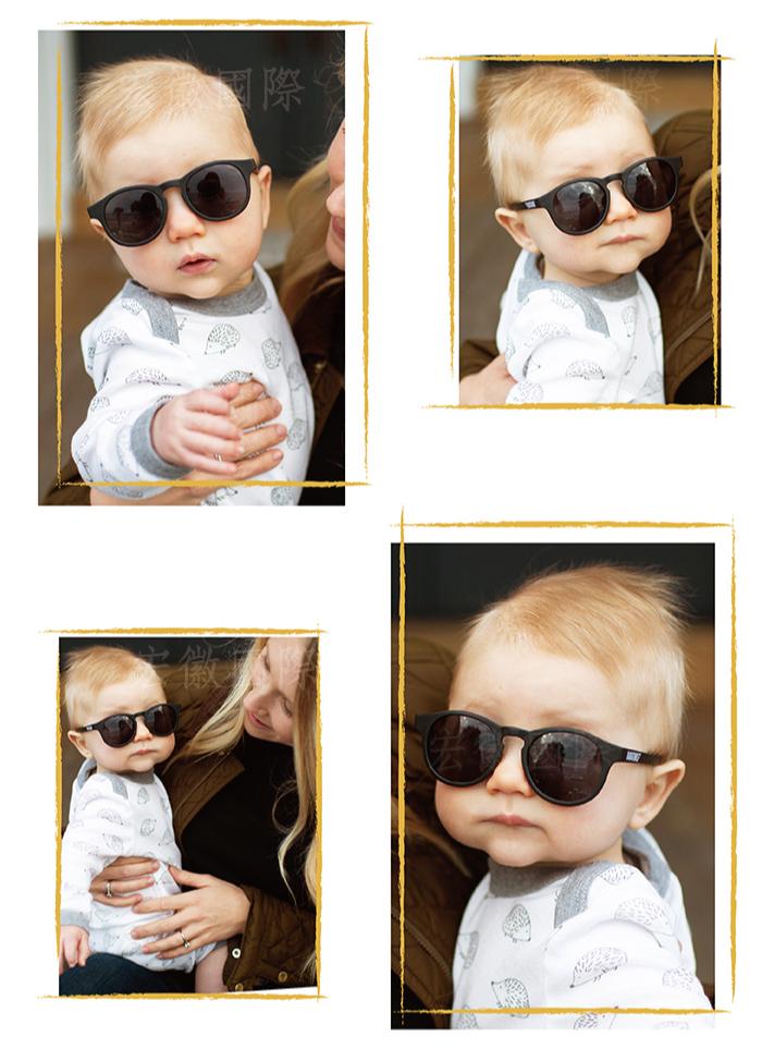 (複製)美國Babiators   航海員系列嬰幼兒太陽眼鏡-紫羅蘭之詩 0-5歲