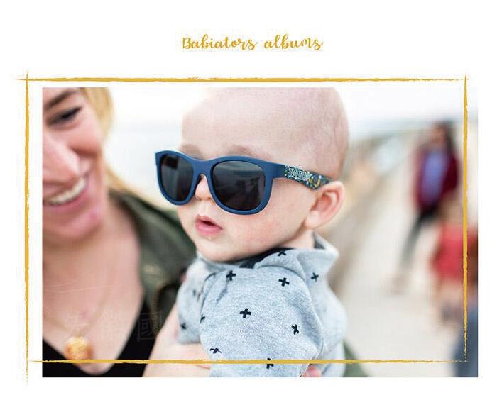 (複製)美國Babiators | 航海員系列嬰幼兒太陽眼鏡-海洋之謎(限量設計款) 0-5歲