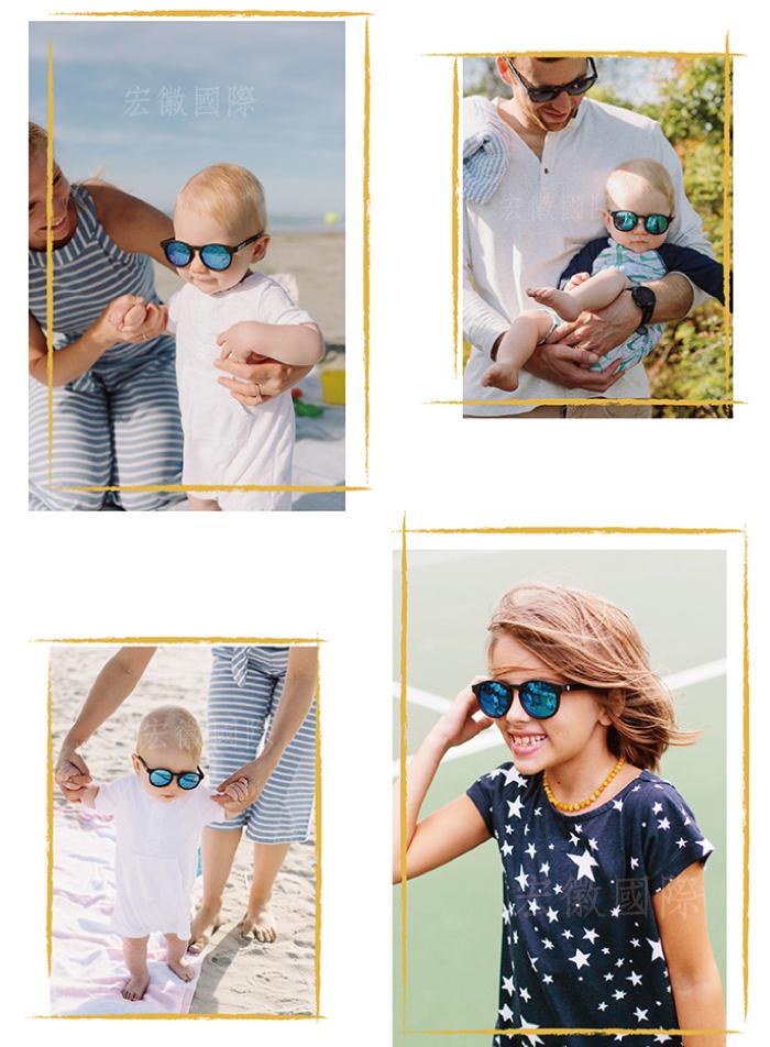 (複製)美國Babiators   航海員系列嬰幼兒太陽眼鏡-夢幻獨角獸(限量設計款) 0-5歲