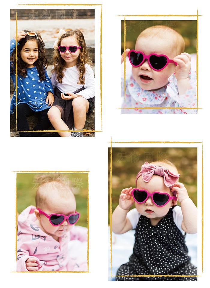 (複製)美國Babiators | 航海員系列嬰幼兒太陽眼鏡-衝浪高手 (偏光鏡片) 0-10歲