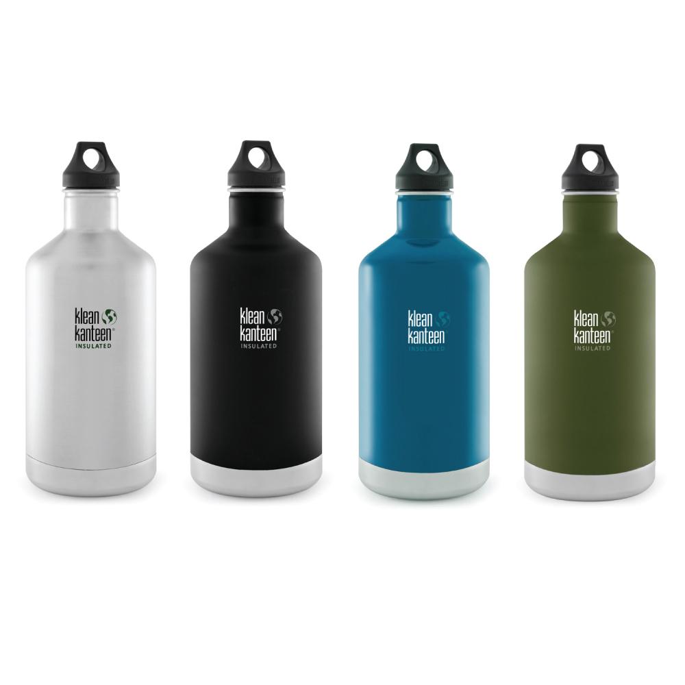 Klean Kanteen|窄口不鏽鋼保溫瓶-1900ml