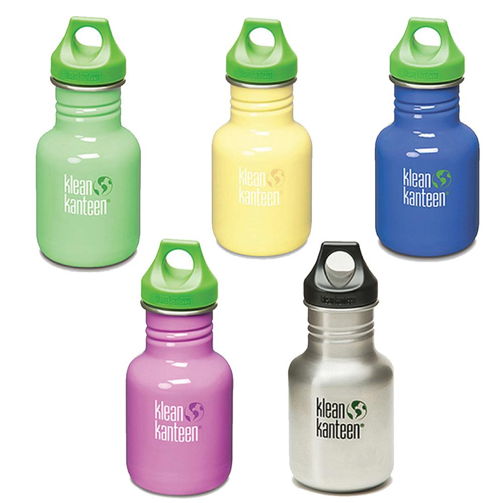 Klean Kanteen|幼童不鏽鋼水瓶-355ml