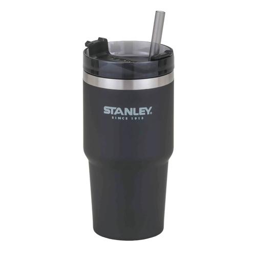 Stanley|冒險系列吸管隨手杯591ml-黑色