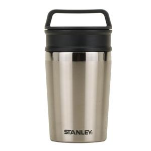 Stanley|冒險兩用保溫馬克杯236ml-不鏽鋼原色