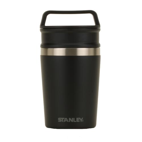 Stanley 冒險兩用保溫馬克杯236ml-黑色