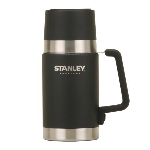 Stanley|強悍系列真空保溫食物悶燒罐709ml-黑色