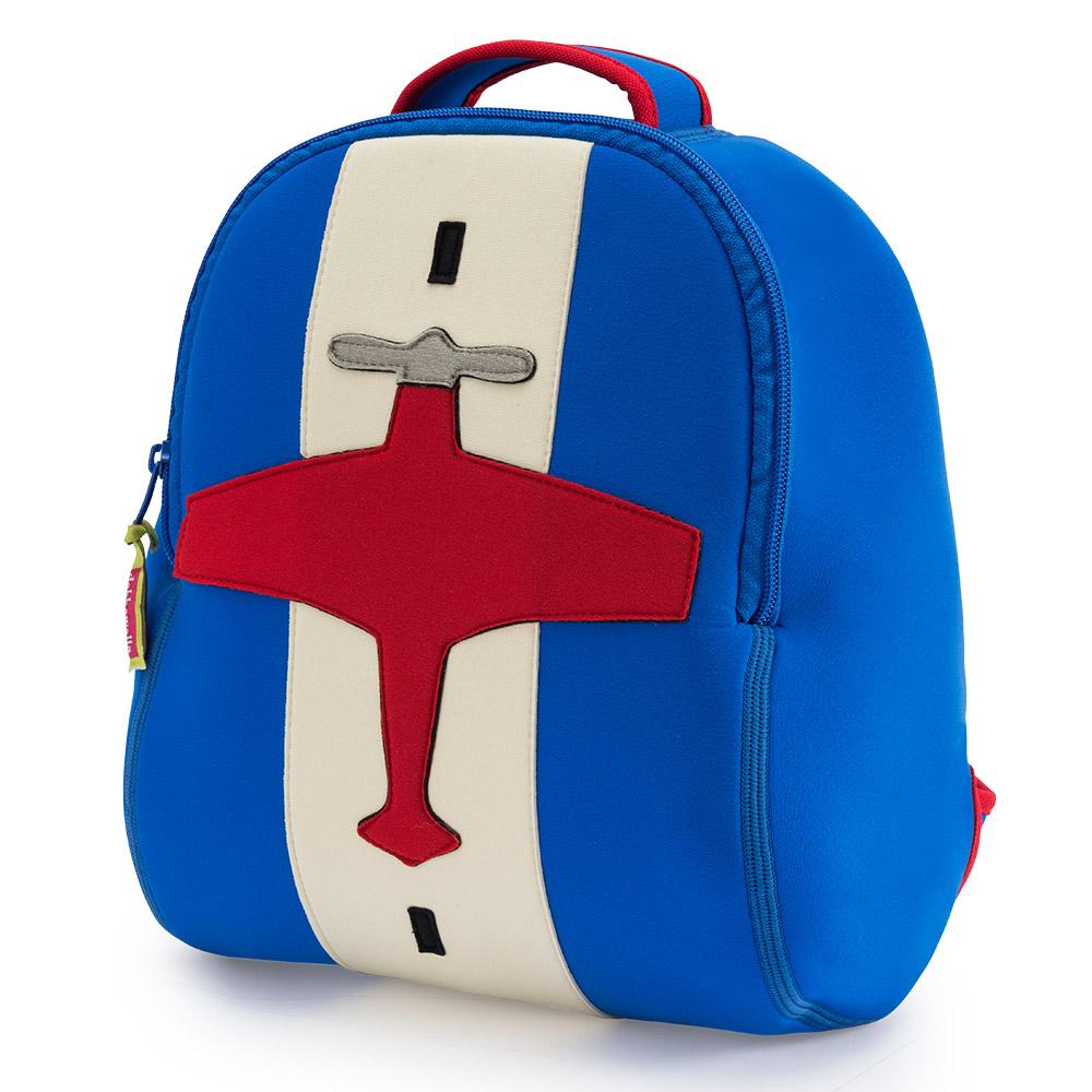 美國Dabbawalla瓦拉包 飛機兒童後背包