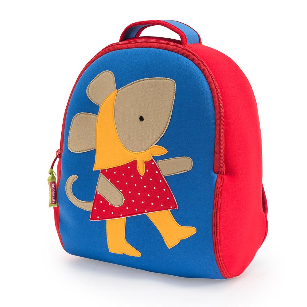 美國Dabbawalla瓦拉包 格林老鼠兒童後背包