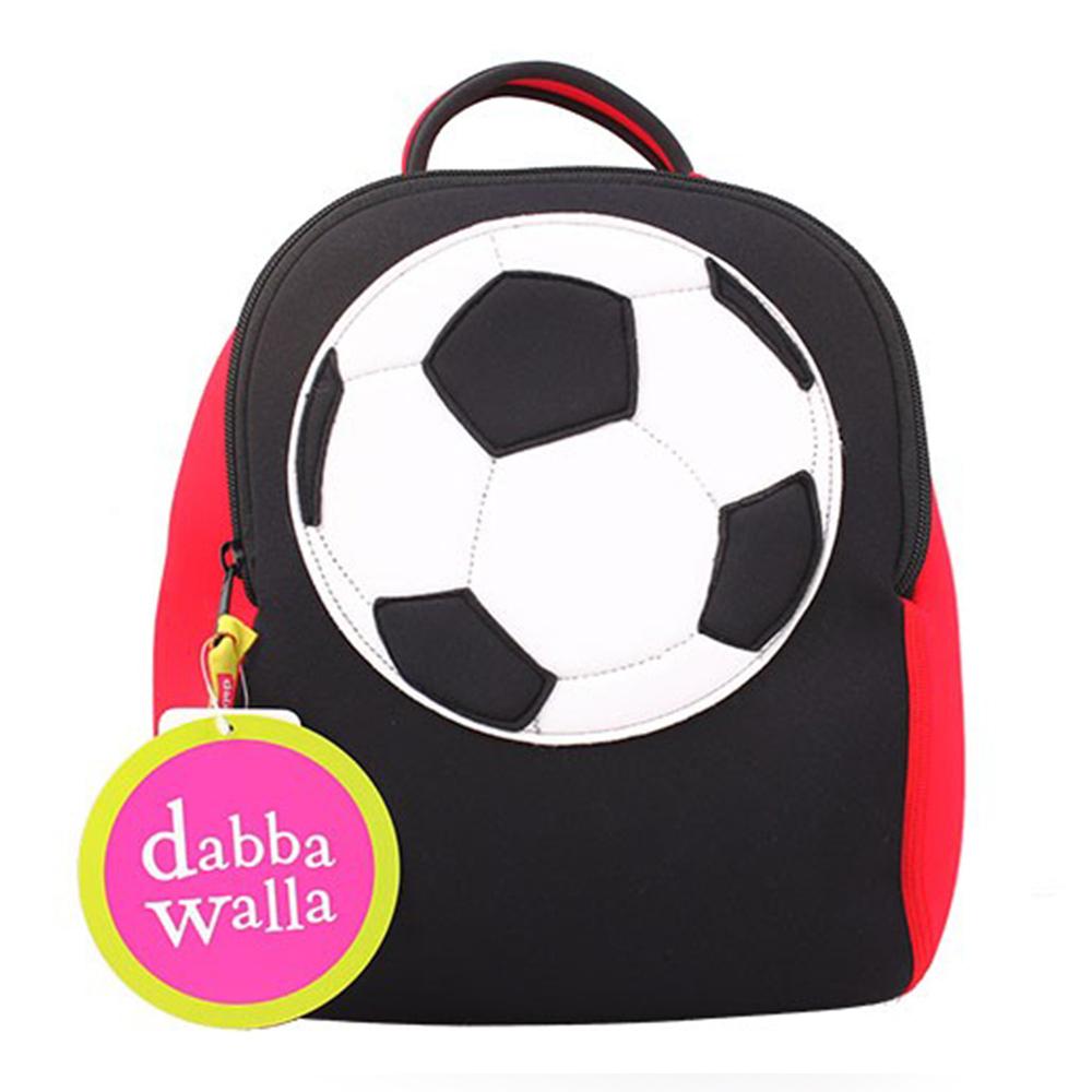 美國Dabbawalla瓦拉包|足球兒童後背包