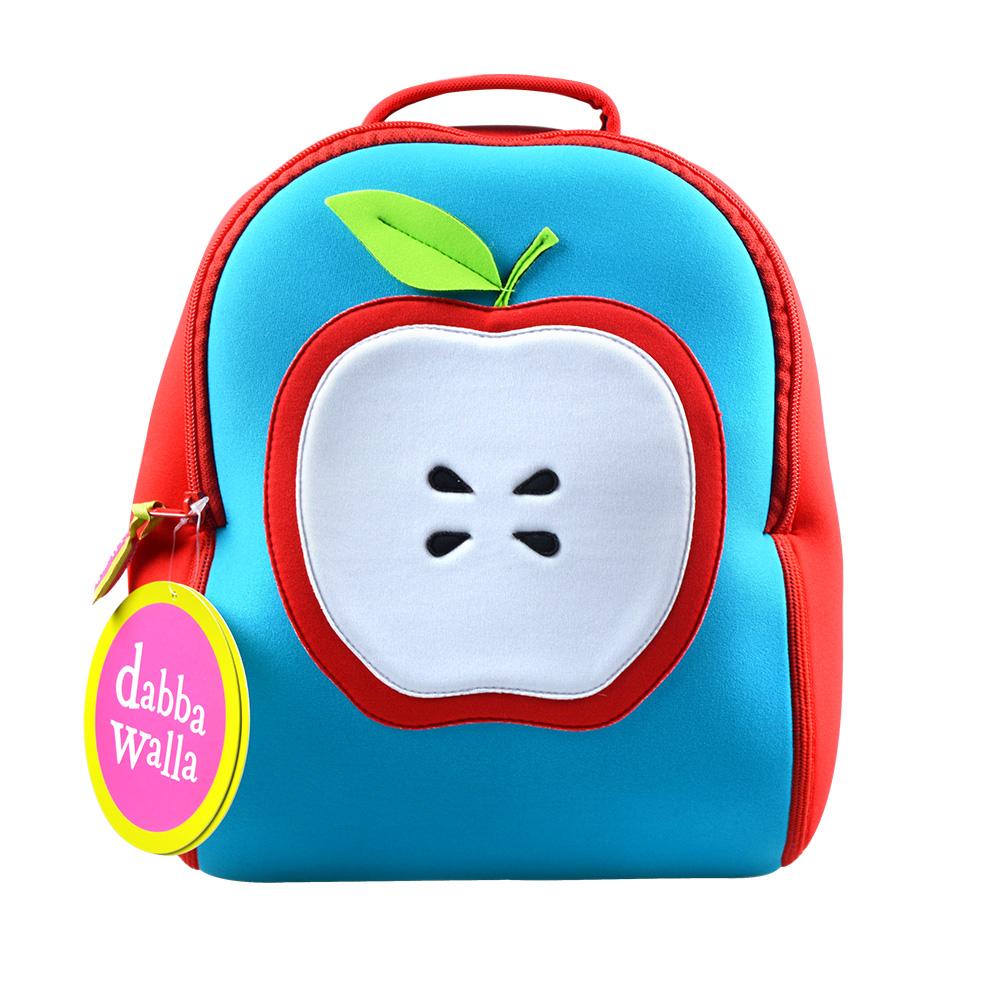 美國Dabbawalla瓦拉包 蘋果兒童後背包
