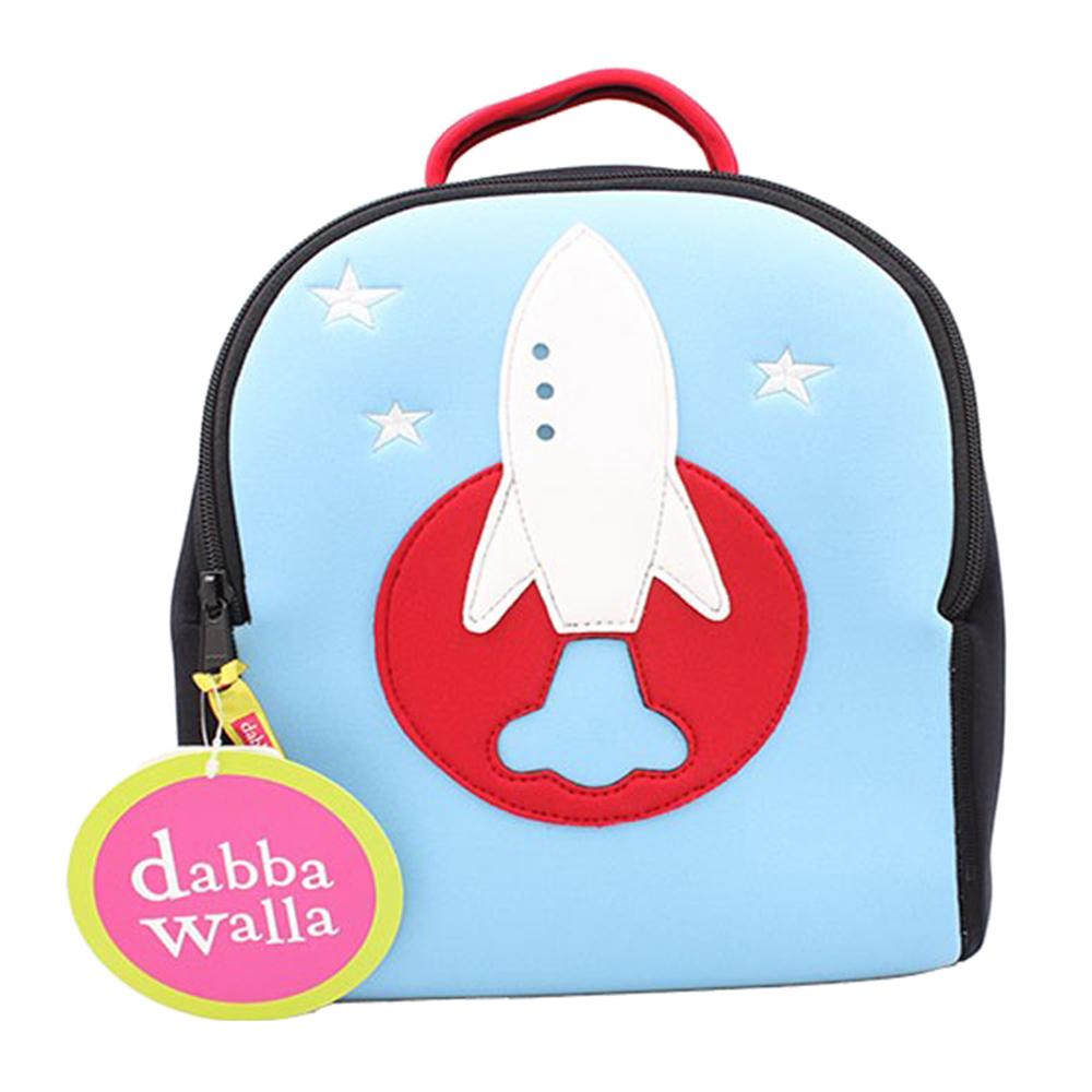 美國Dabbawalla瓦拉包 火箭兒童後背包