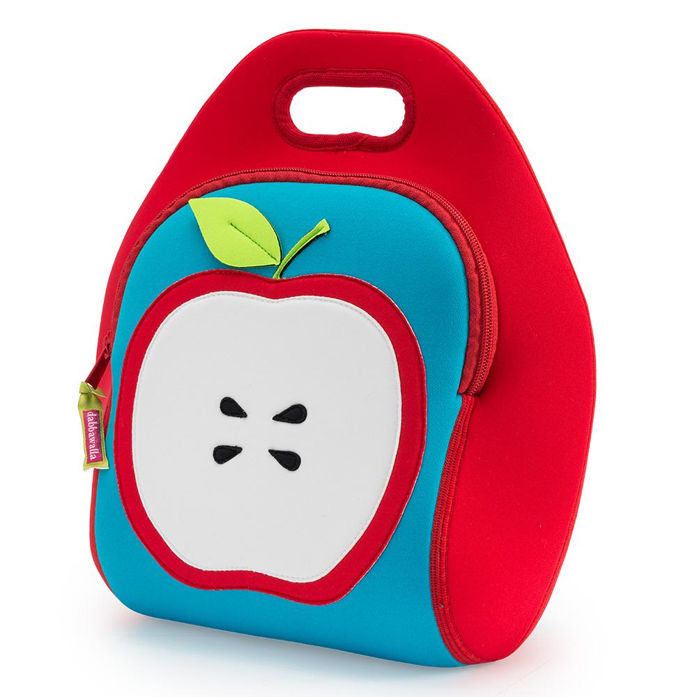 美國Dabbawalla瓦拉包 蘋果兒童手提包