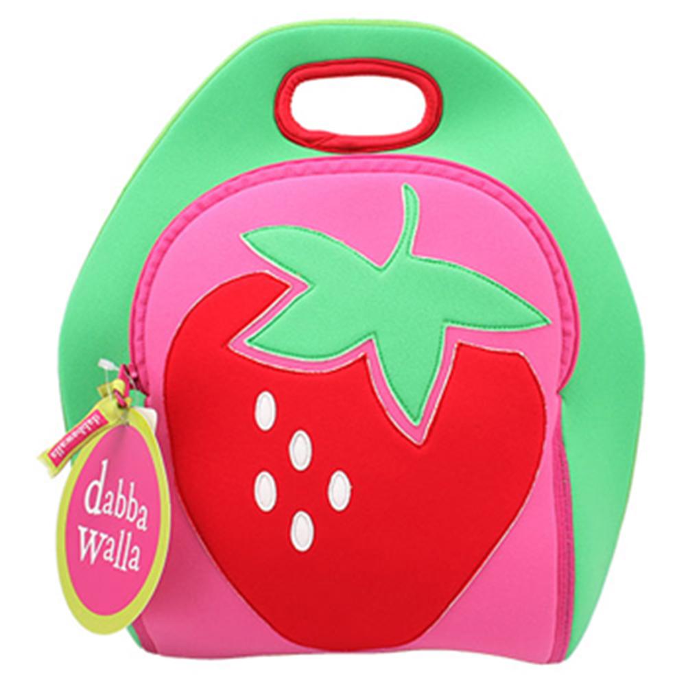 美國Dabbawalla瓦拉包|草莓兒童手提包