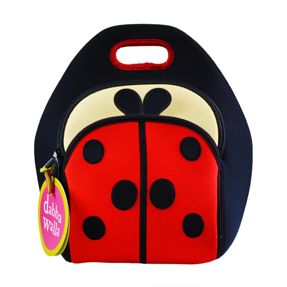 美國Dabbawalla瓦拉包|瓢蟲兒童手提包