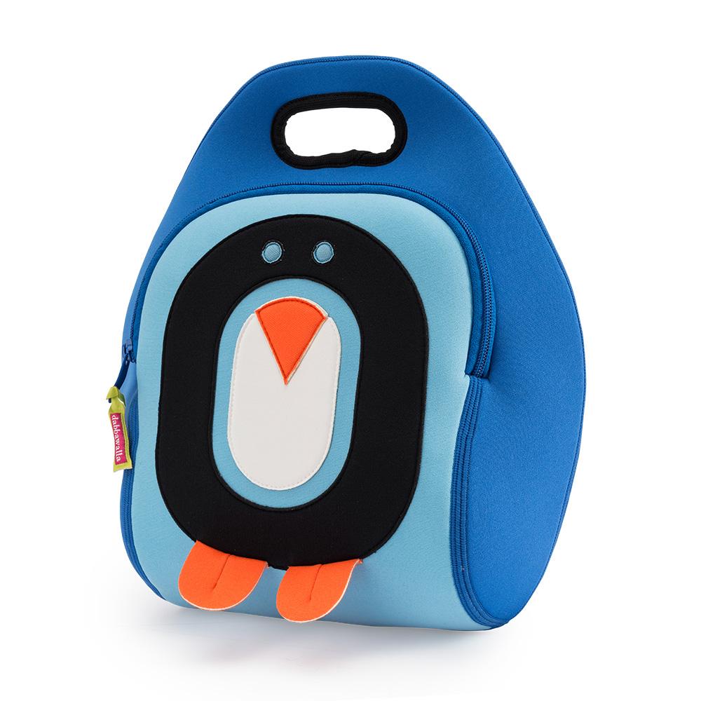 美國Dabbawalla瓦拉包 企鵝兒童手提包