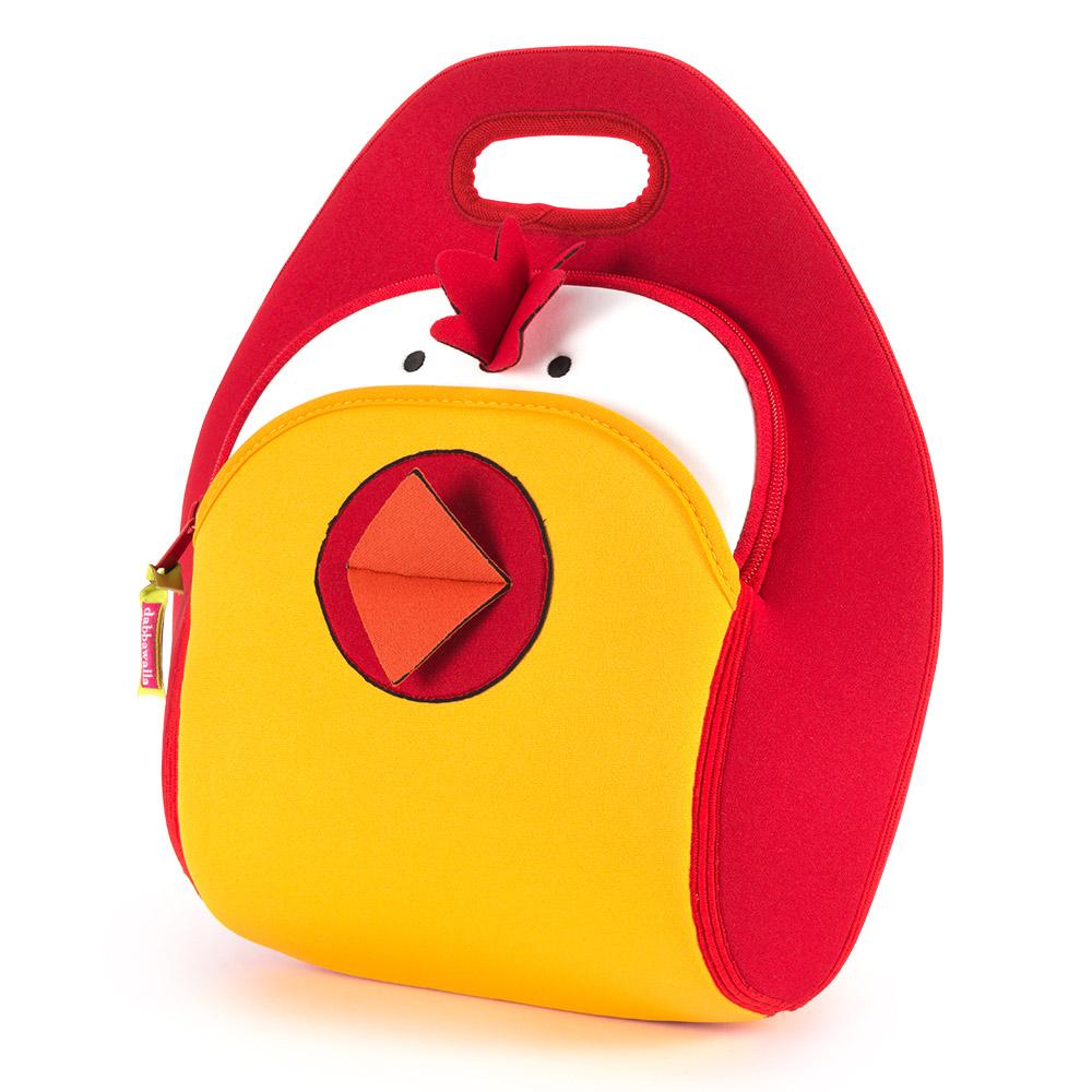 美國Dabbawalla瓦拉包 公雞兒童手提包