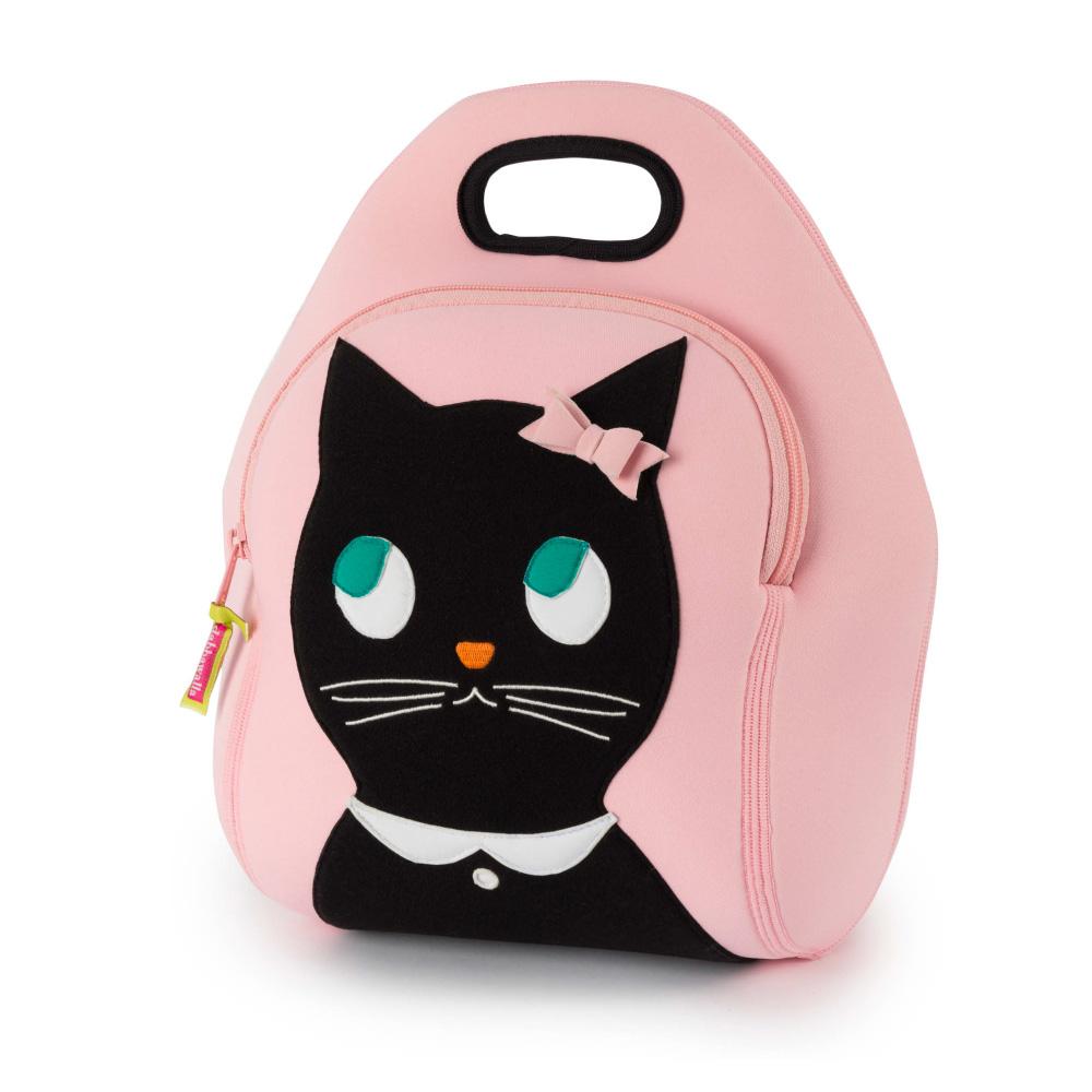美國Dabbawalla瓦拉包 貓咪兒童手提包