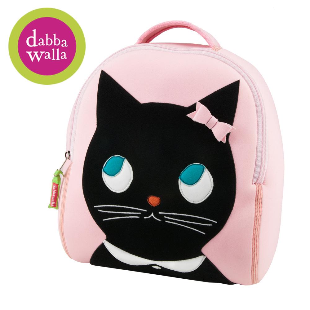 美國Dabbawalla瓦拉包|貓咪兒童後背包
