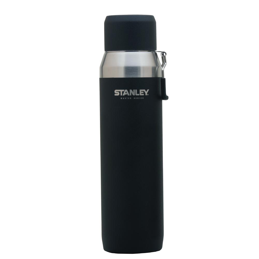 Stanley|強悍系列保溫瓶 1.0L-磨砂黑
