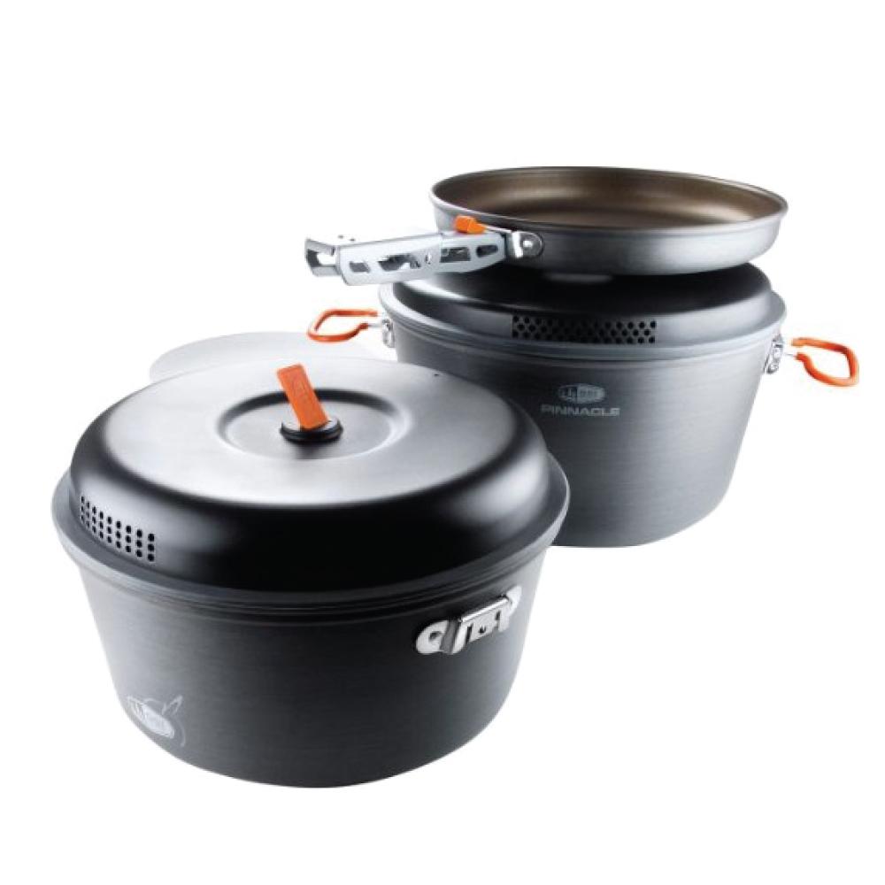 美國GSI| Pinnacle Base Camper-Large 套鍋組