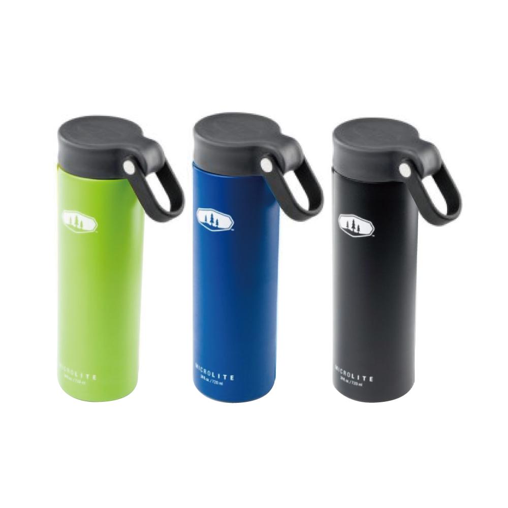 美國GSI|輕量單手提環不鏽鋼保溫瓶-0.5L