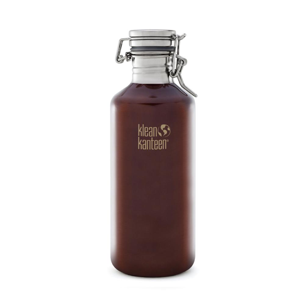 美國Klean Kanteen|快扣啤酒窄口不鏽鋼瓶-1182ml