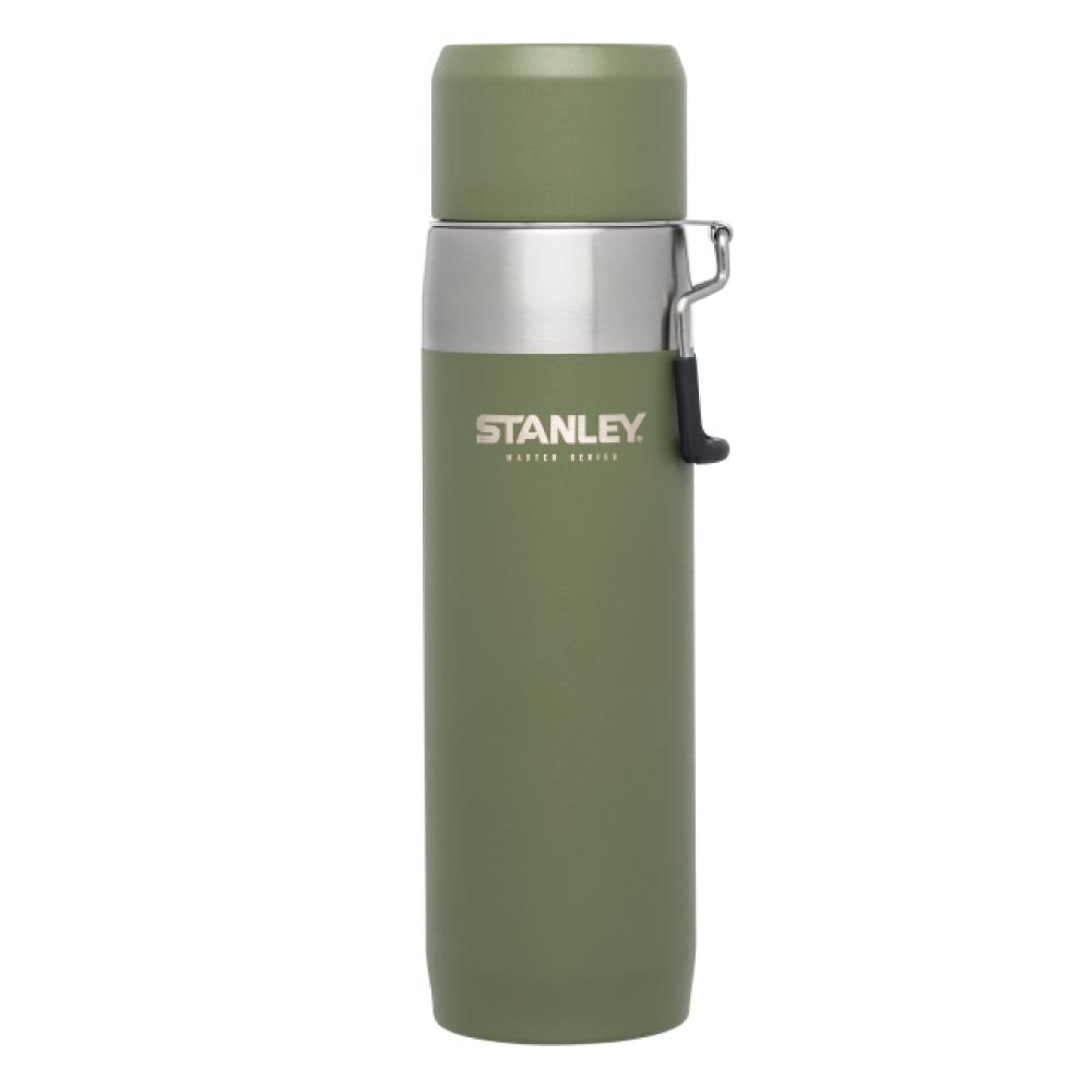 美國Stanley|強悍系列保溫瓶 0.65L-橄欖綠
