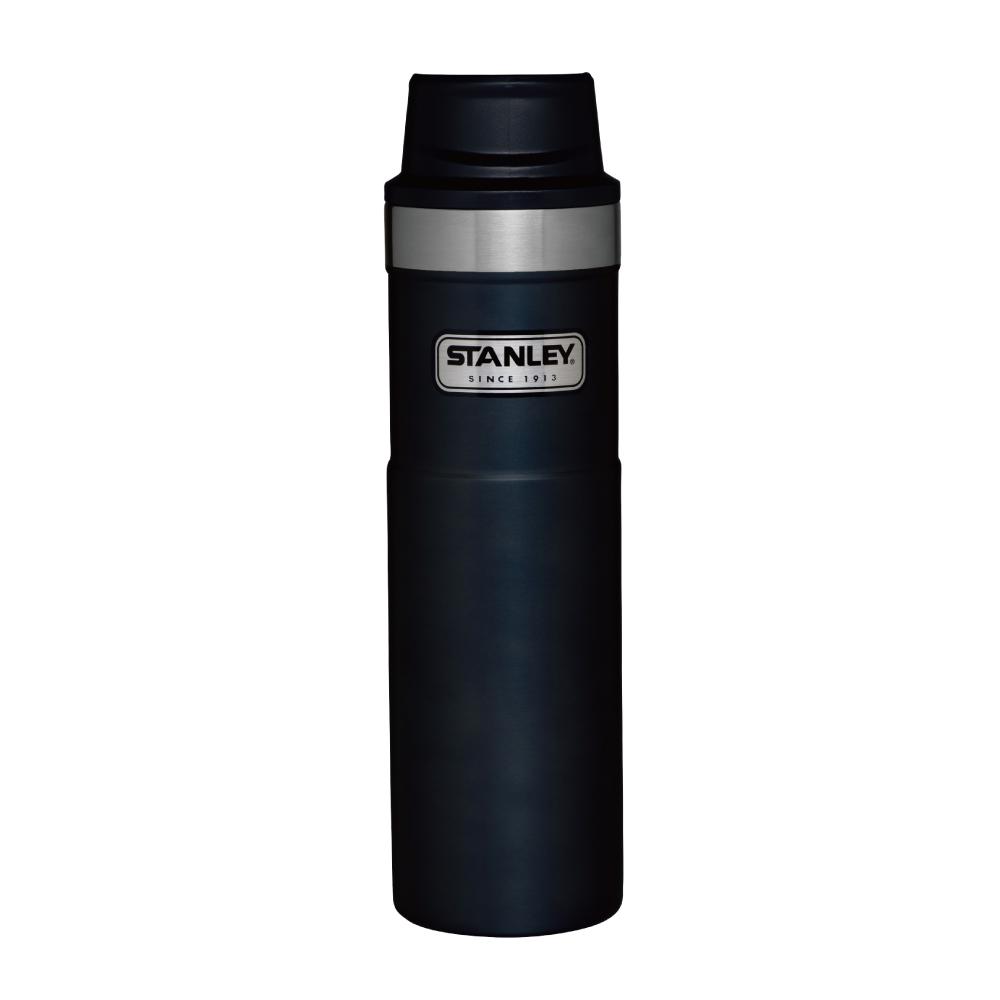 美國Stanley|時尚2.0單手保溫咖啡杯591ml-金屬藍
