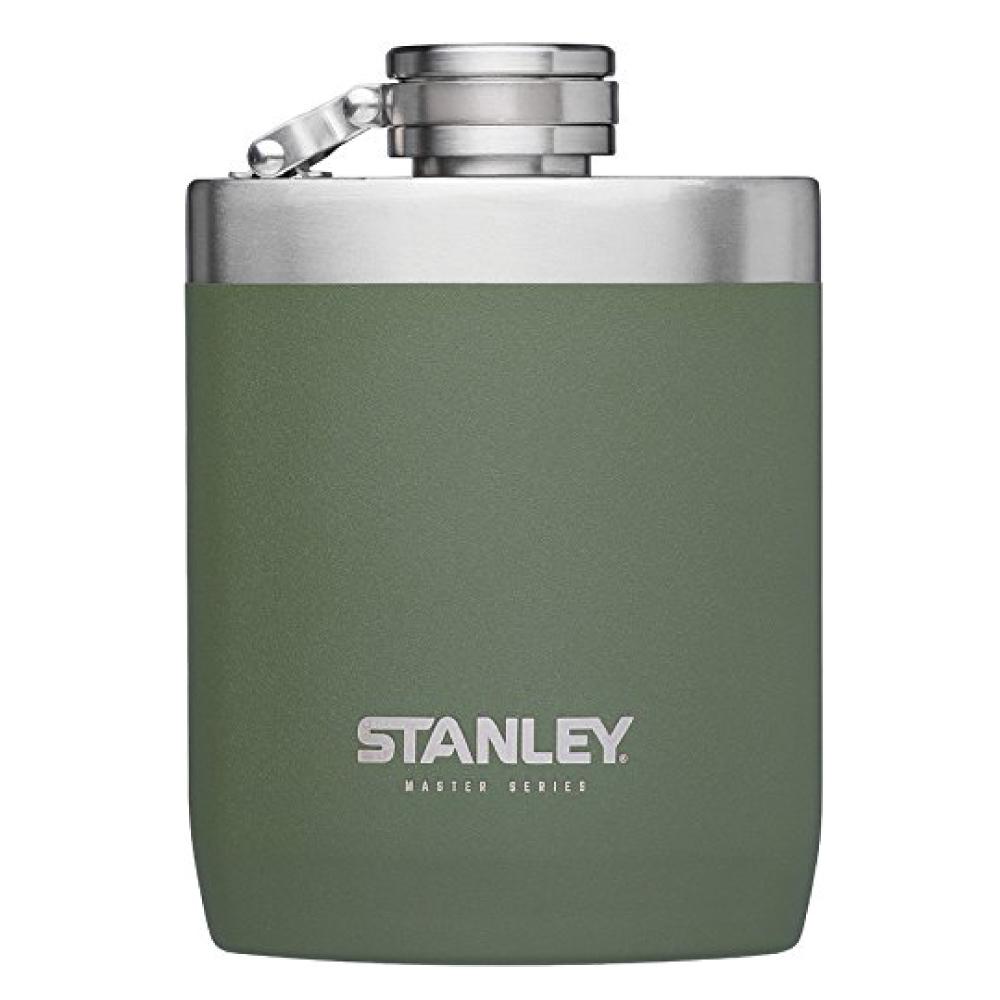 Stanley   強悍系列酒壺0.24L-橄欖綠