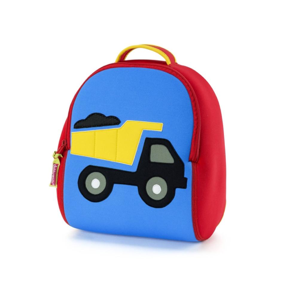 美國Dabbawalla瓦拉包|大卡車兒童後背包