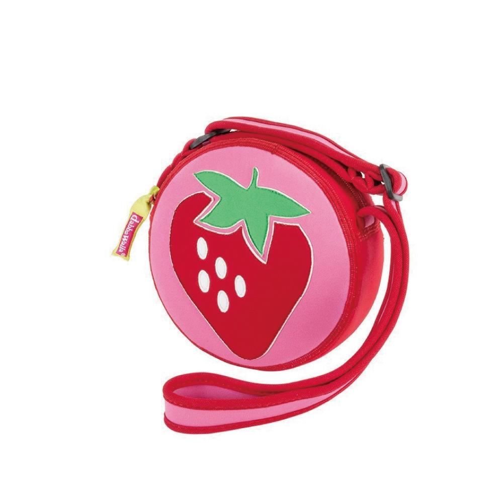 美國Dabbawalla瓦拉包|草莓小圓包