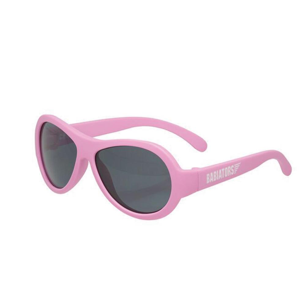 美國Babiators 飛行員系列嬰幼兒太陽眼鏡-粉紅公主 0-5歲