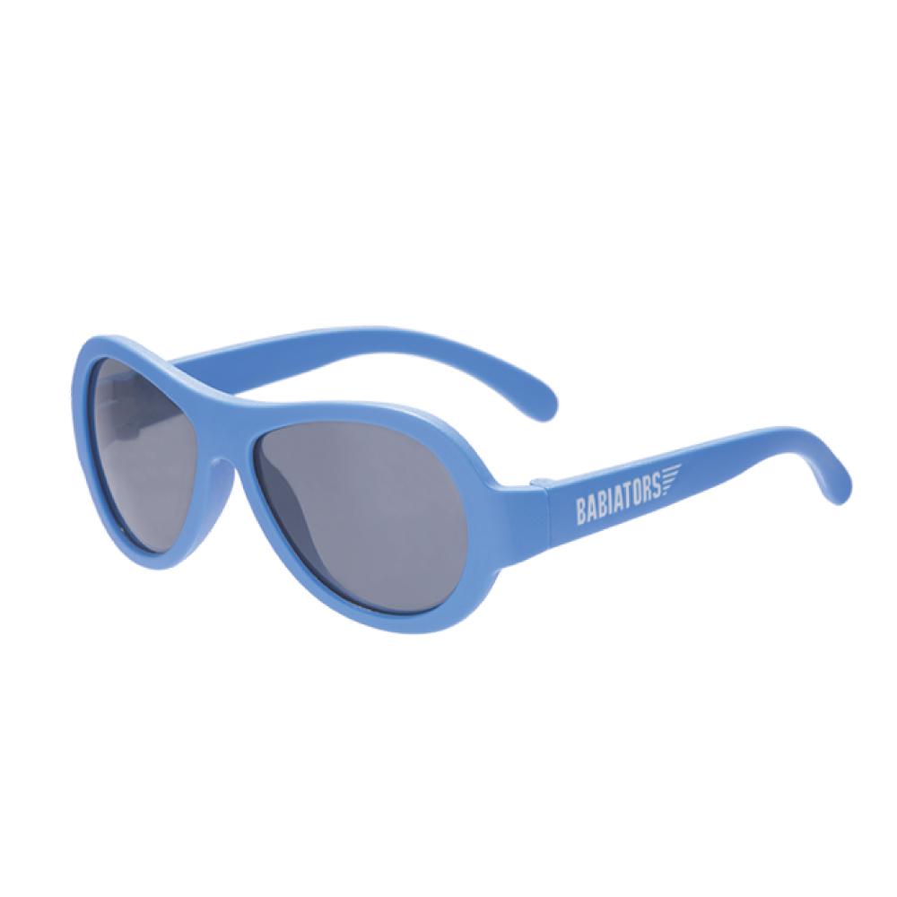 美國Babiators|飛行員系列嬰幼兒太陽眼鏡-天鵝湛藍 0-5歲