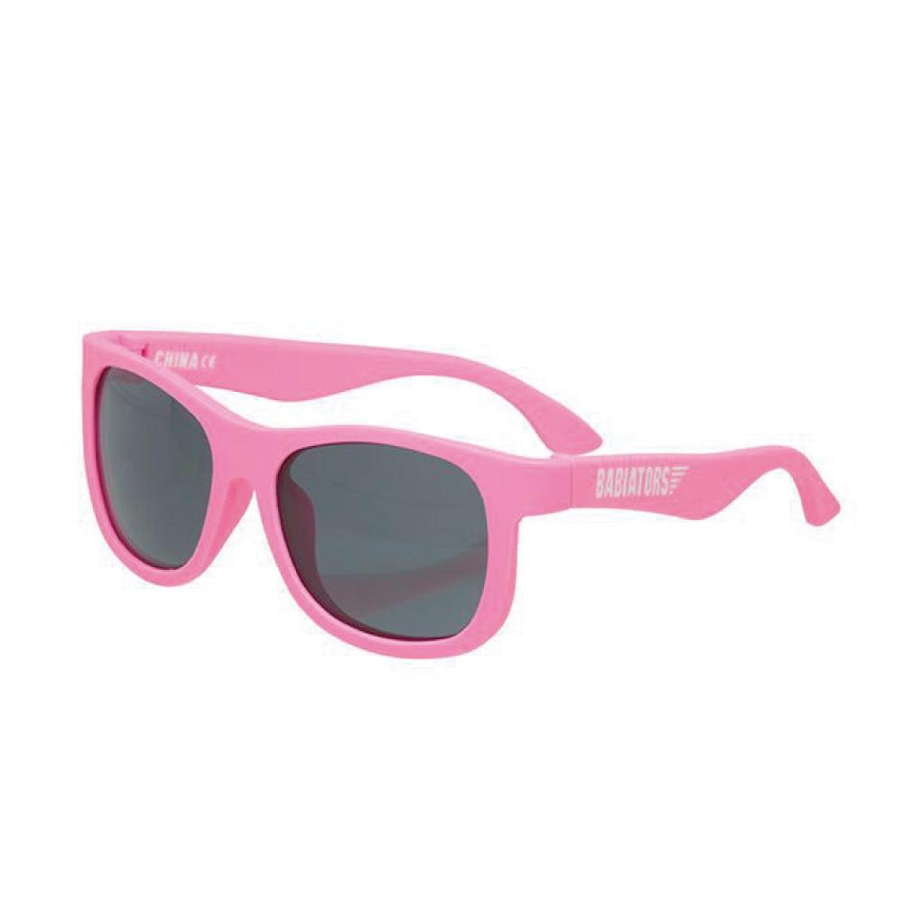 美國Babiators|航海員系列嬰幼兒太陽眼鏡-粉紅甜心 0-10歲