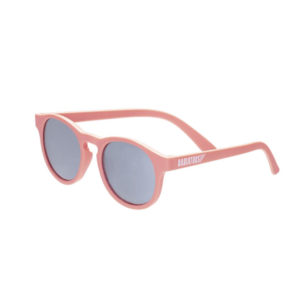 美國Babiators | 鑰匙孔系列嬰幼兒太陽眼鏡-珊瑚粉橘(偏光鏡片) 0-10歲