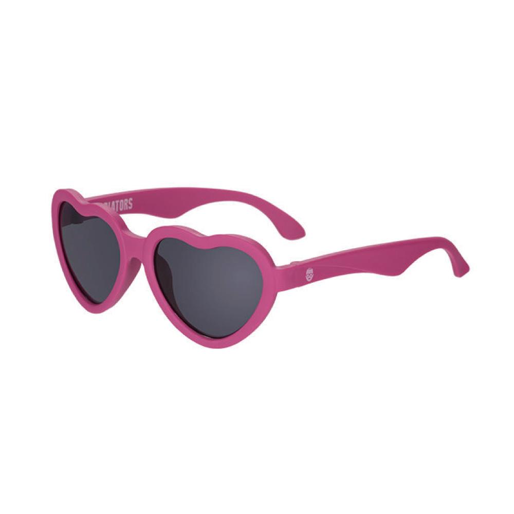 美國Babiators|造型款系列嬰幼兒太陽眼鏡-桃紅甜心 0-5歲