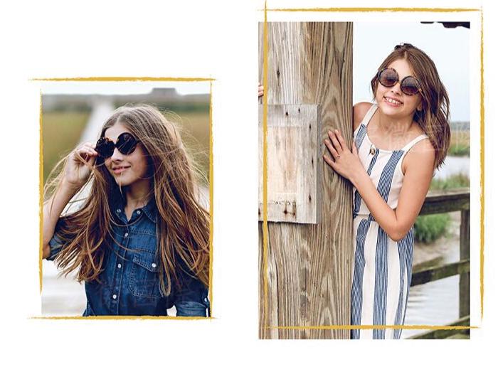 (複製)美國Babiators | 時尚系列太陽眼鏡-晨光湖畔(偏光鏡片)10-16歲