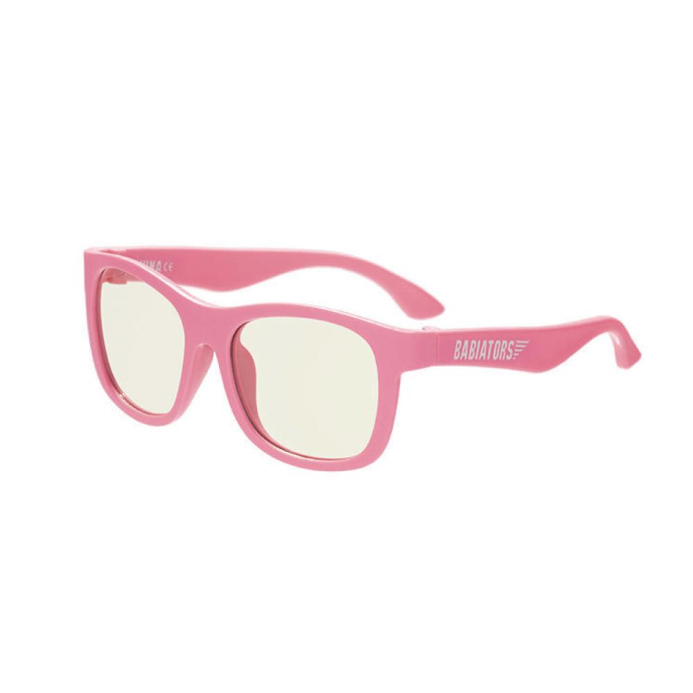 美國Babiators|藍光系列嬰幼兒眼鏡-粉紅公主3-10歲