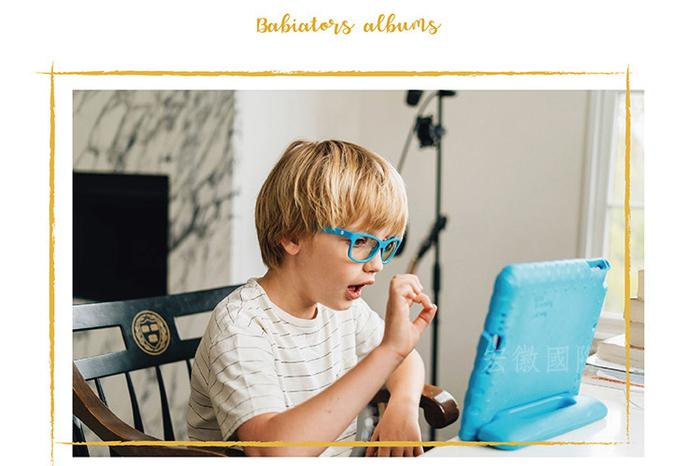 (複製)美國Babiators | 藍光系列嬰幼兒眼鏡-粉紅公主3-10歲